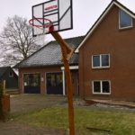 robinia basketbalpaal